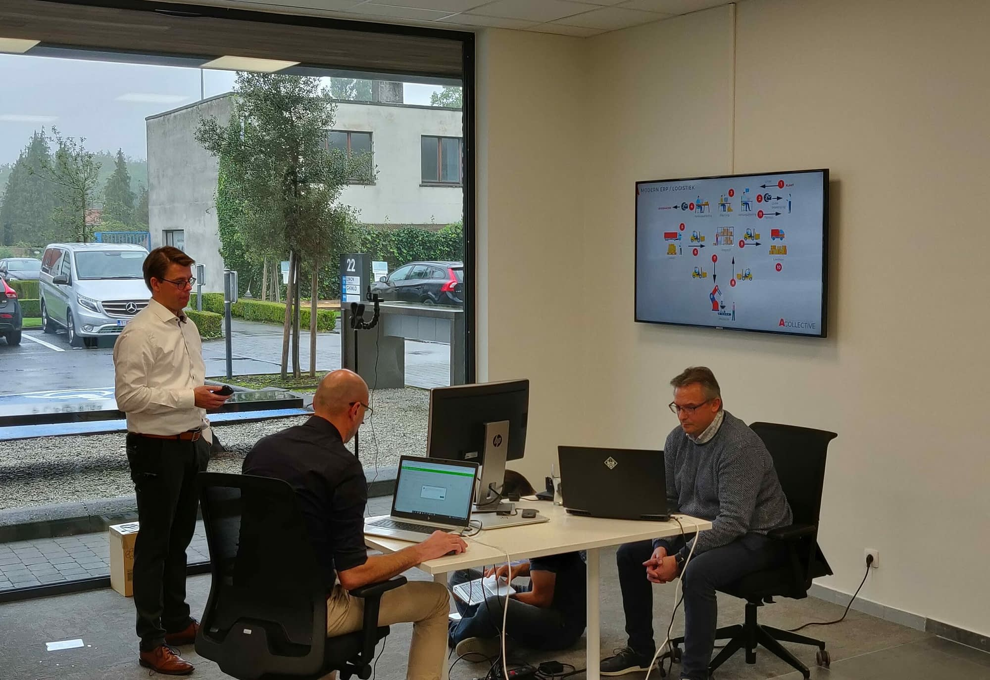 Webinar Business Central Logistics