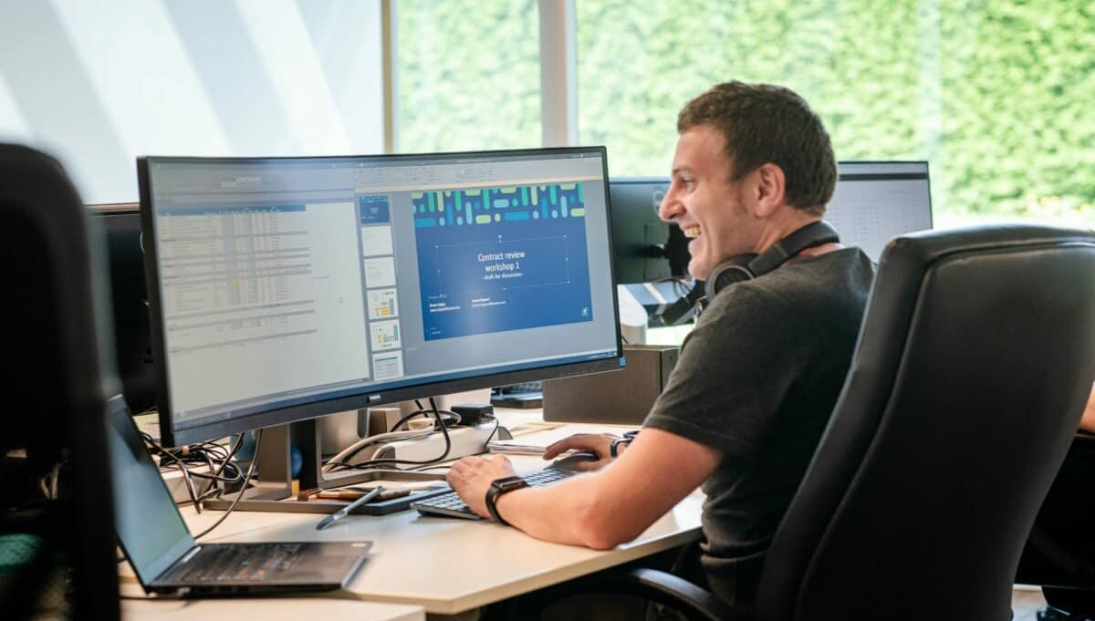 Tyneso secure and engaging workplaces