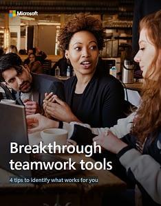 Breakthrough teamwork tools